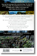 Lord of the Rings Movie Location Guide Book Second Edition back cover
