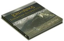 Lord of the Rings Location Guide Extended Edition front cover