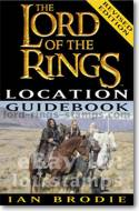 Lord of the Rings Location Guide front cover